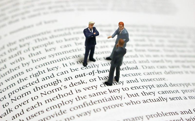 中小企業経営者の課題「後継者の選定と育成」